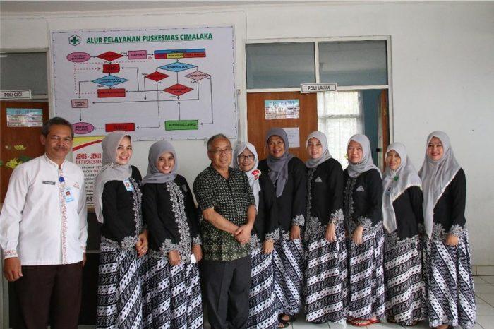 Puskesmas Cimalaka Sumedang untuk Indonesia Sehat