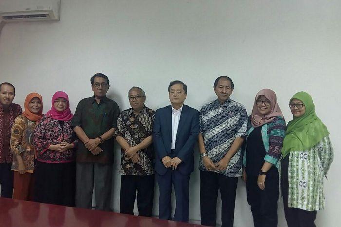 Kunjungan Prof. Ducksun, M.D, FRCSC ke MTKI