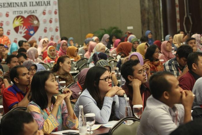 Seminar Ilmiah dan Munaslub ITTDI