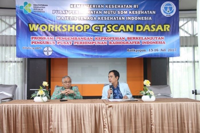 Workshop CT Scan Dasar