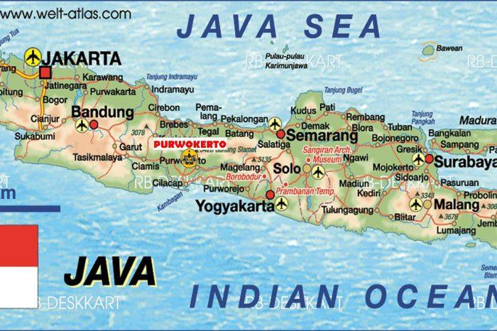 Peringkat kabupaten kota dalam PISPK di Jawa - Bali