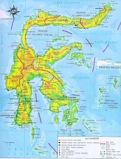 Peringkat kabupaten kota dalam PISPK di Sulawesi