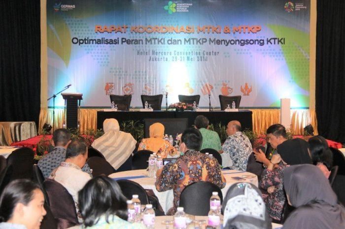 Rapat koordinasi MTKI – MTKP – OP tahun 2018