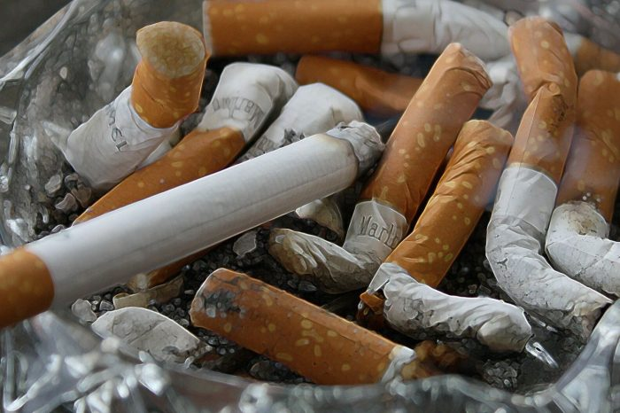 Berhenti Merokok itu Gratis