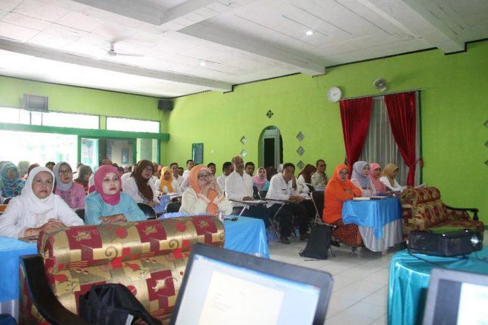 Sosialisasi Pendekatan Keluarga Sehat di Kabupaten Sumedang