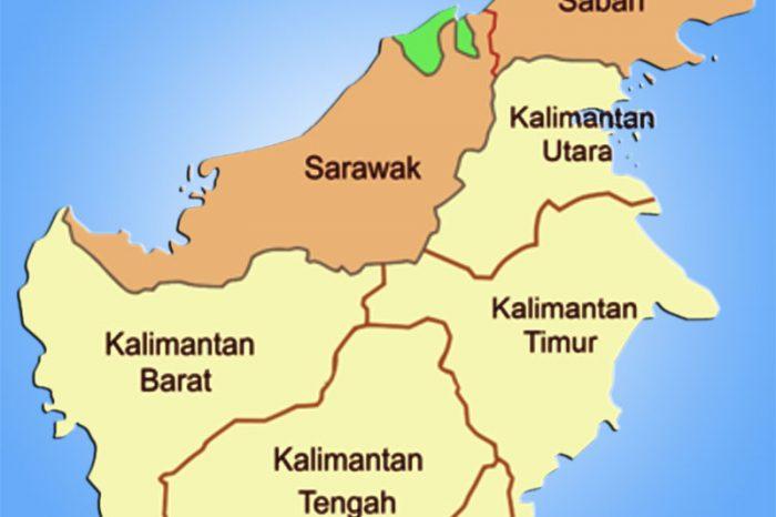 Peringkat kabupaten kota dalam PISPK di Kalimantan