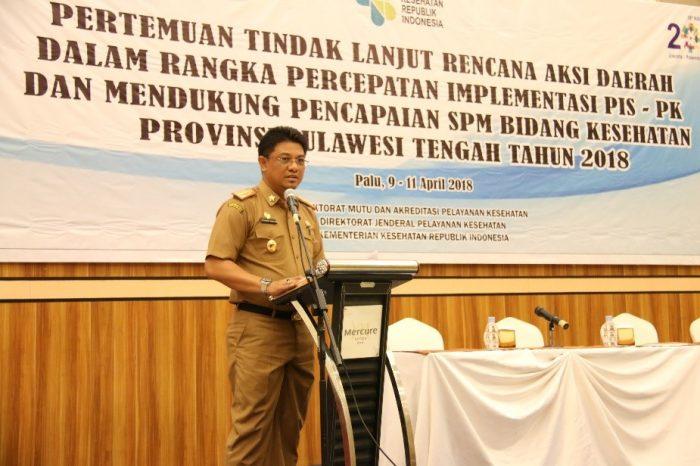 PISPK juga semarak di Sulawesi Tengah.