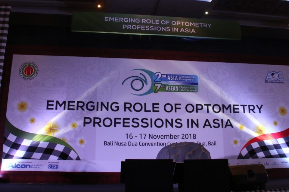 Second Asia Optometric Congress digelar di Nusa Dua, Bali